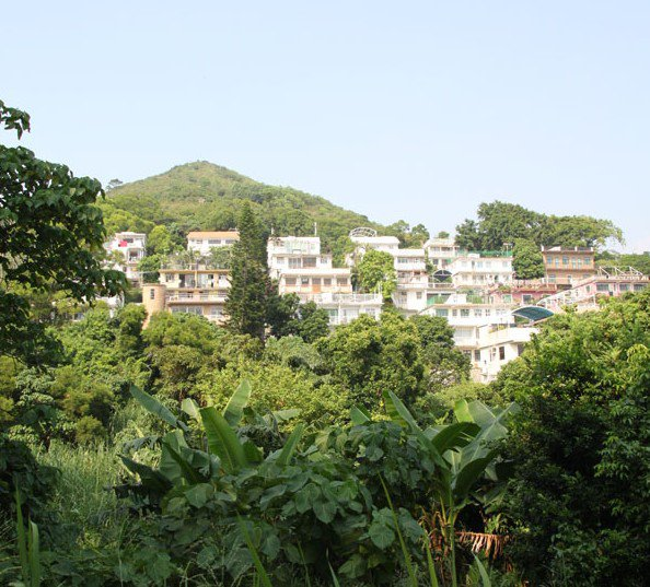 Lamma Houses Hike with kids