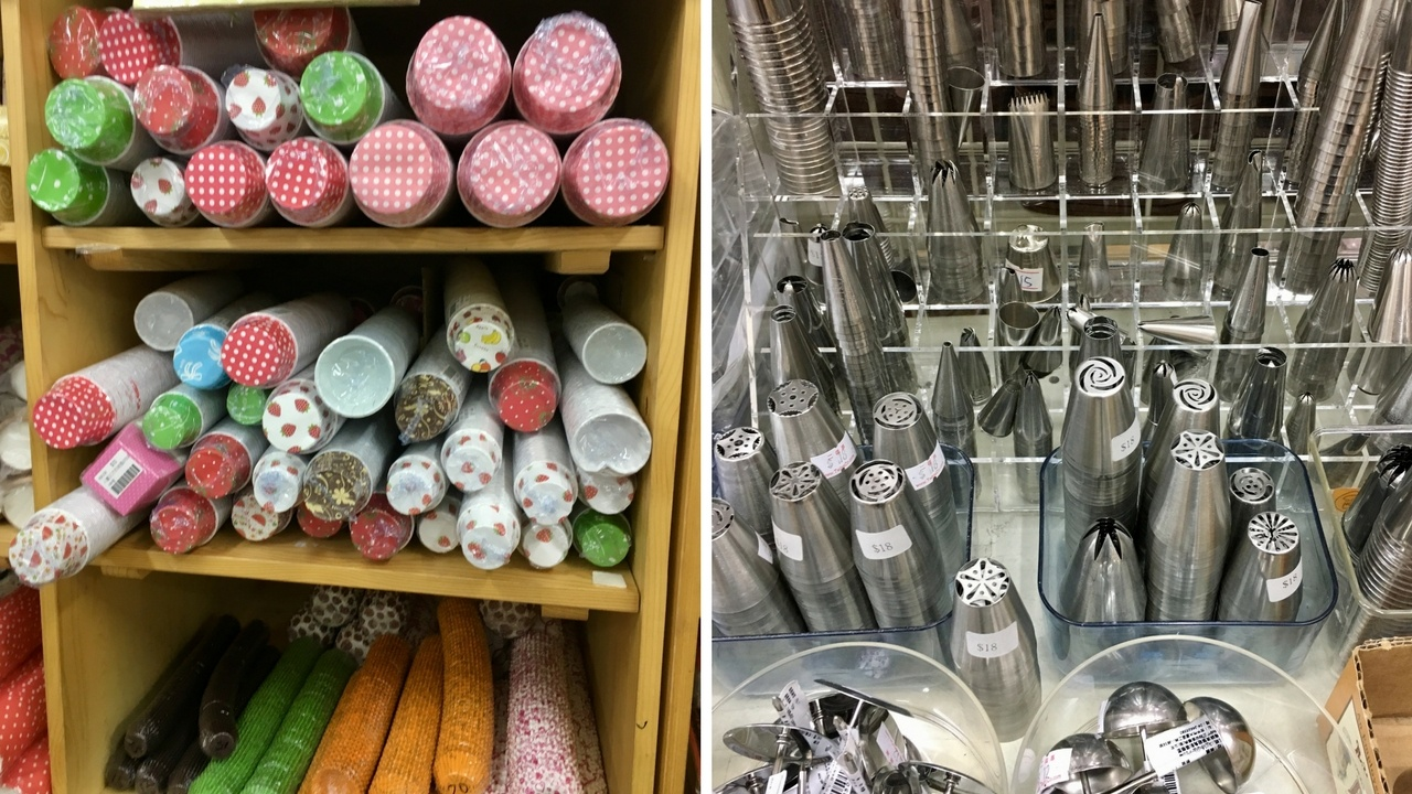 baking accessories at Twins Co