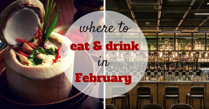 where to eat and drink february