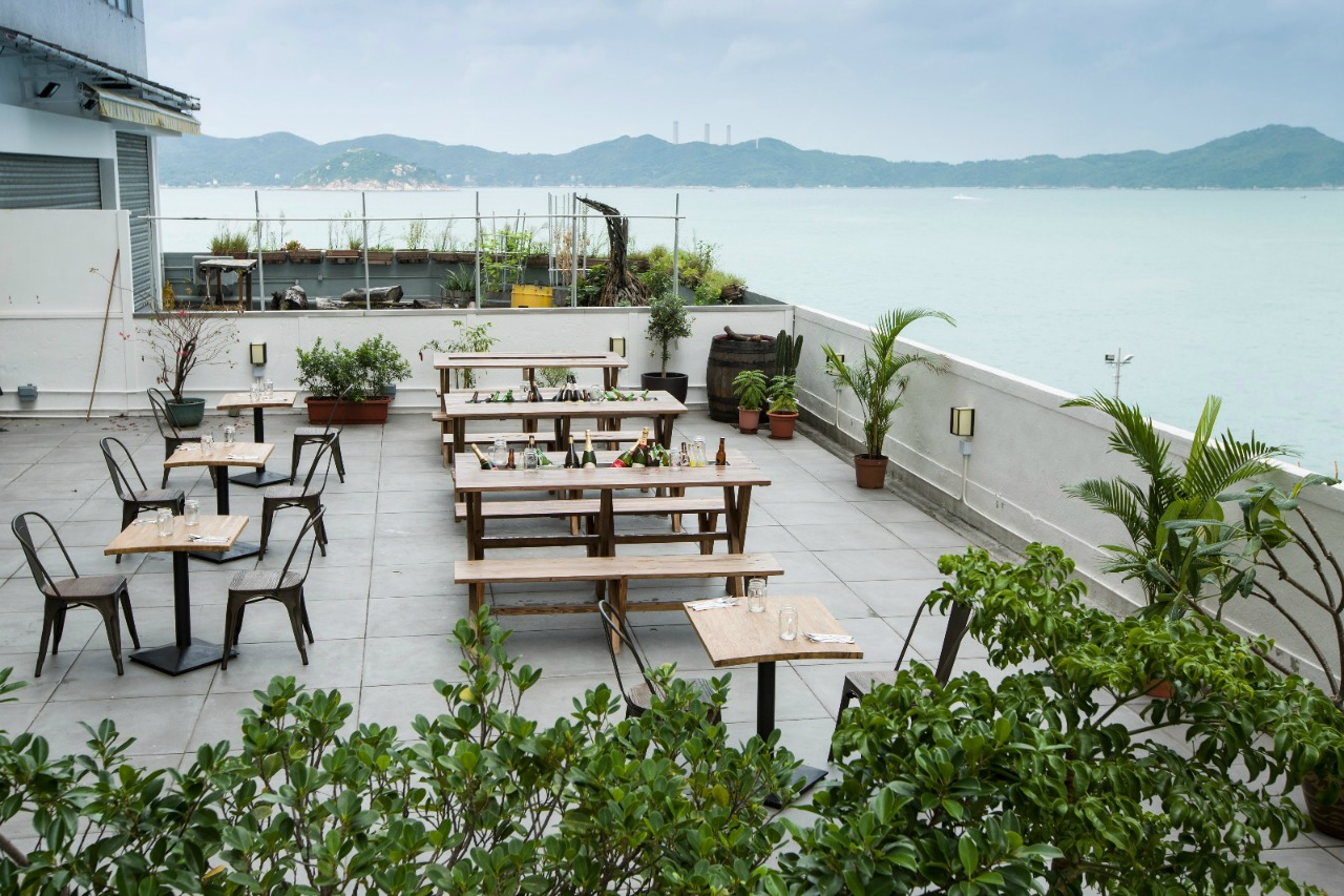 Hong Kong S Best Al Fresco Restaurants And Bars