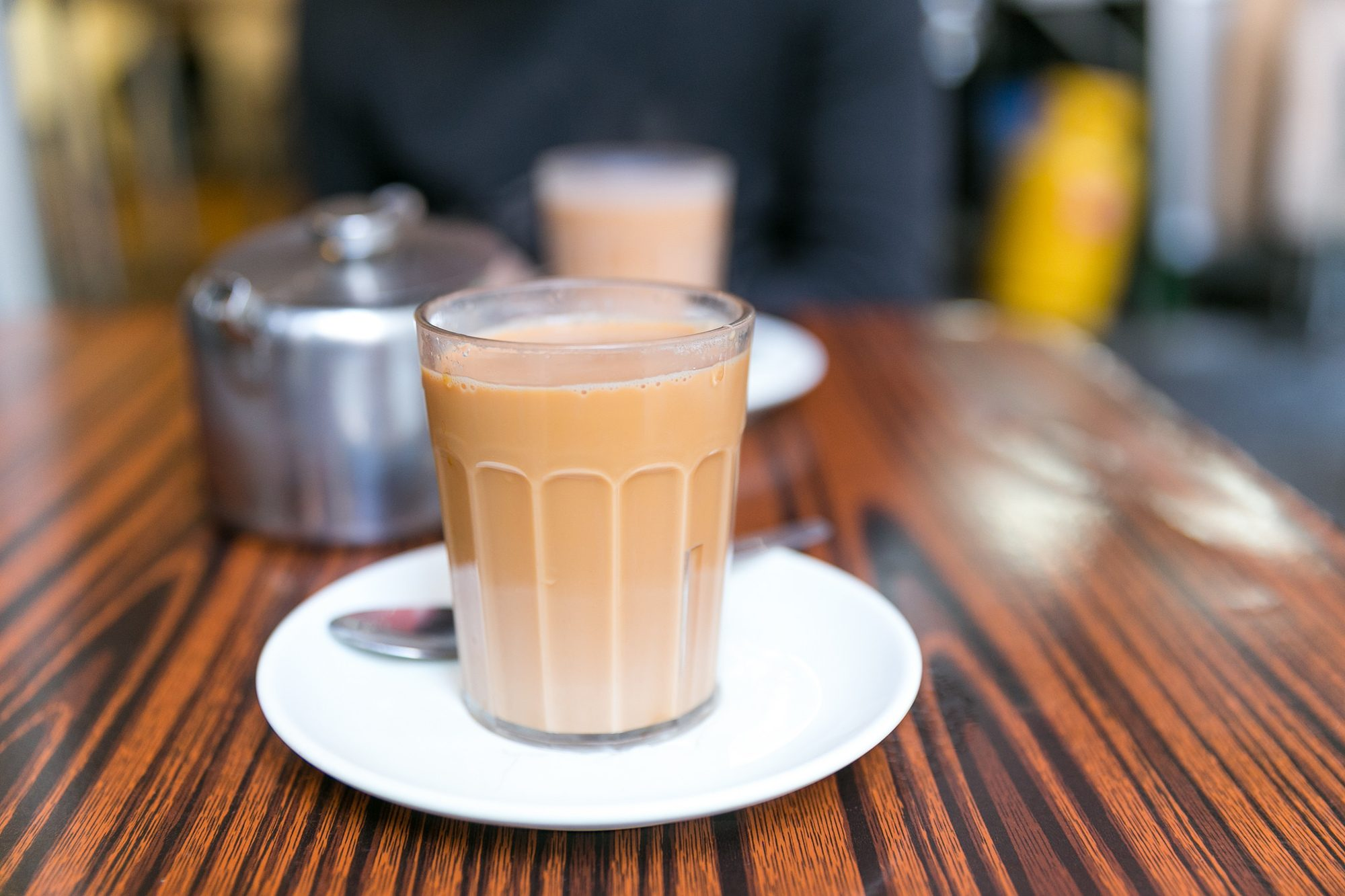Hong Kong Style Milk Tea