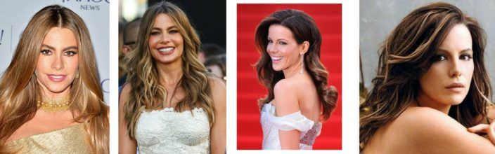 Bronzed Brunettes Hairstyles