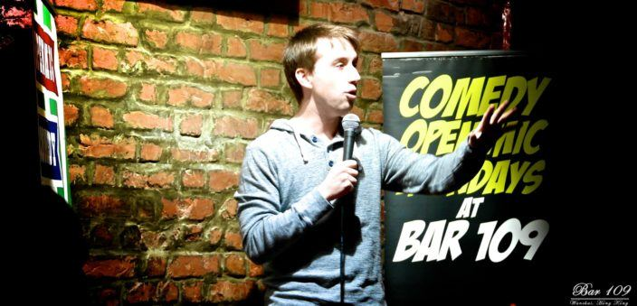 Bar 109 Comedy Open Mic