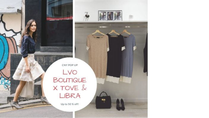 LvO Boutique x Tove and Libra