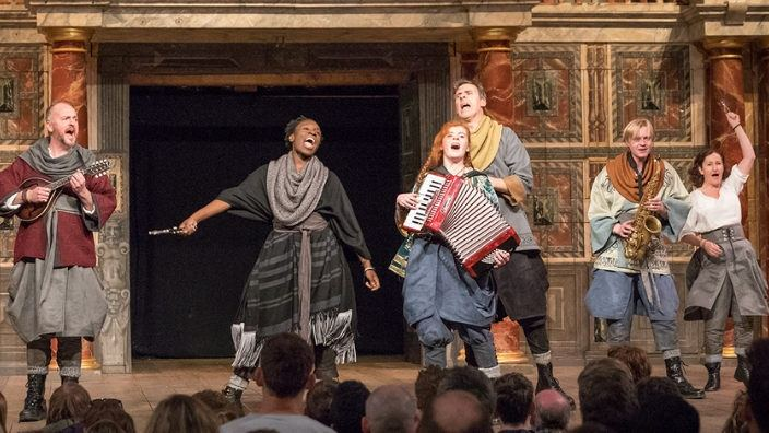 Shakespeare's Globe giveaway September 2019