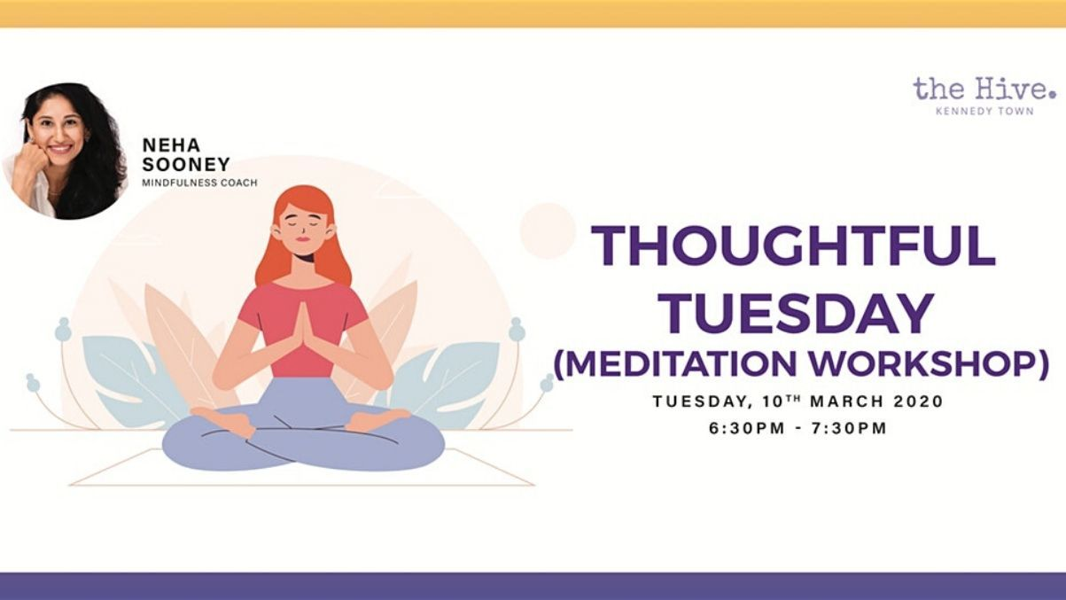 Neha Meditation Workshop
