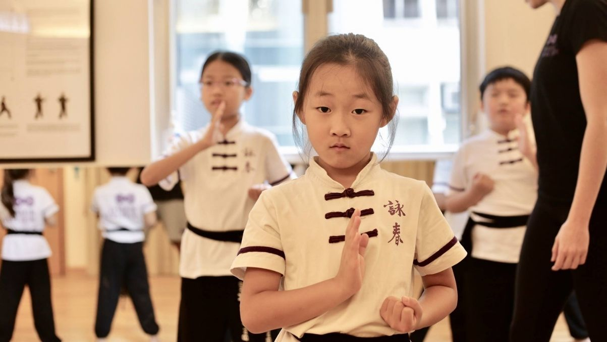 Free community kung fu workshops