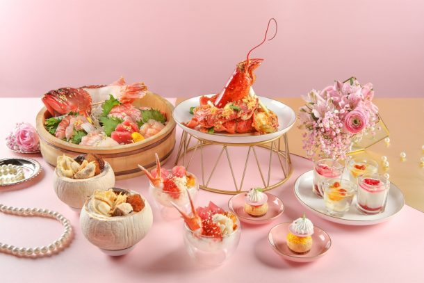yamm restaurant japanese buffet for mother's day